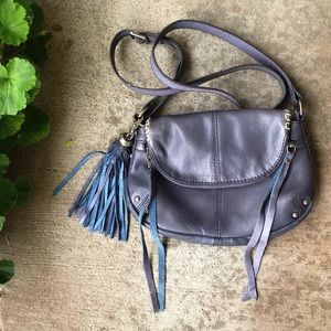 Lucky Brand Leather Crossbody Purse